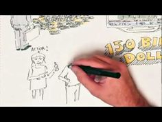 The High Price of Materialism--great video for Earth Day, and great illustrations.