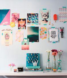 dcoracao.com - blog de decoração: Na casa da Bruna