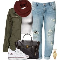Fall in Love, created by annellie on Polyvore