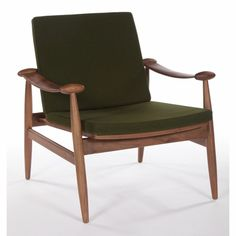 Finn Juhl Style Spade Chair - Click to enlarge