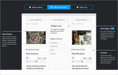 Make - A Free Drag & Drop WordPress Theme from Theme Foundry