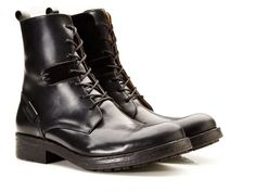 Handmade leather Men Boots created on demand for you. Doc Martens Style, Doc Martens Boots, Doc Martens Men, Rider Boots, Combat Boots, Men Boots, Calf Leather, Leather Men, Boots
