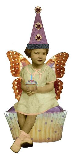 freebie cupcake fairy | Flickr - Photo Sharing!