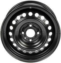 #Nissan #Sentra 16 Inch Steel Wheel NEW #Dorman 939-112 40300-ET07A 07 09 10 12 11  #Dorman