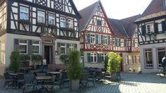Marktplatz Heppenheim#Germany
