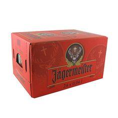 Jagermeister Digestive / Aperitif 4cl Miniature - 24 Pack: Amazon.co.uk: Grocery