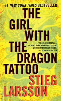 The Girl with the Dragon Tattoo (Millennium Trilogy Series #1) [NOOK Book]