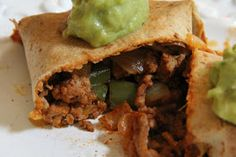 Mix and Match Mama: Dinner Tonight: Turkey Burritos