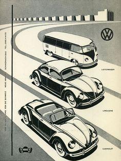 VW T1 / Beetle / Carbio