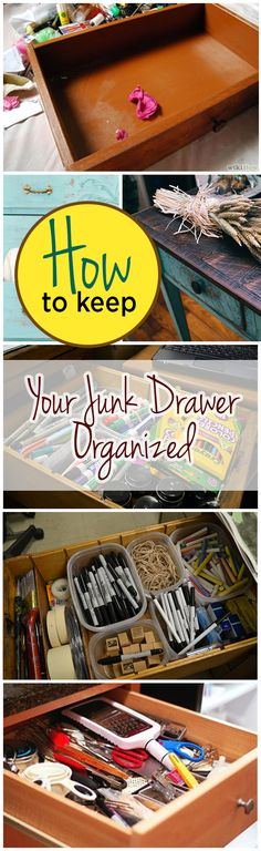 How to Keep Your Junk Drawer Organized (1)