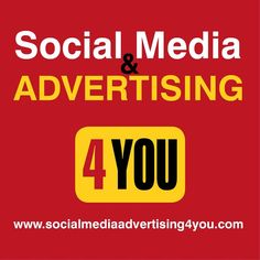 Social Media Advertising 4 you s. Online Advertising, Online Marketing, Social Media Marketing, Digital Marketing, What To Sell, Media Specialist, Modeling, Promotion, Media Campaign