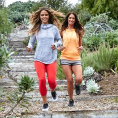 Start working on your bikini body with these fitness tips from Karena Dawn and Katrina Scott aka the Tone It Up Girls. They spill their best advice to motivate you to eat healthy, work out, and more.