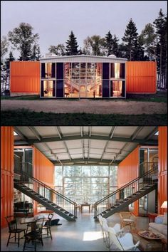 Awesome Ideas You Can Learn About Shipping Container Apartment 50 – Kawaii Interior Source by jasrivel Our Reader Score[Total: 0 Average: Related You Must See Shipping Container HomesBuilding A Shipping Container Home Container Shop, Cargo Container Homes, Building A Container Home, Storage Container Homes, Container Home Plans, Shipping Container Storage, Container Homes For Sale, Shipping Container Workshop, Shipping Container Home Designs