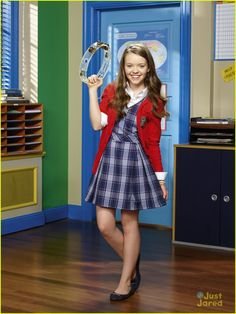 Nomination for Best Actress in a Comedy Series is Jade Pettyjohn for School of Rock