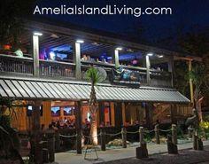Salty Pelican Bar & Grill, Fernandina Beach at Downtown Riverfront