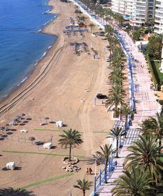 imagenes marbella playa fontanilla   _METAS Playa Fontanilla