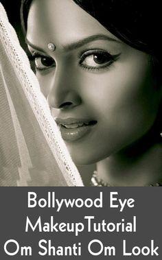 Bollywood Makeup on Pinterest | Indian Makeup, Indian ...  Bollywood Makeu...