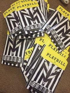 Musical Theatre Broadway, Broadway Playbill, Broadway Shows, Musicals Broadway, Beetlejuice, Rob Mcclure, Sleepy Hollow Tim Burton, Theatre Nerds, Theater