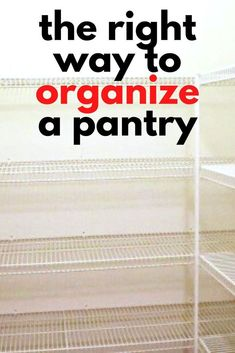 If you're tired of a messy pantry and are feeling inspired by the home edit show then you'll love this pantry organization plan and tips. See how she organized her pantry with containers she had at home and with some labels she found at the dollar section at target. Easy pantry storage and organizing ideas DIY on a budget. Pantry Can Organization, Pantry Storage, Organization Hacks, Organizing Ideas, Pantry Ideas, Storage Hacks, Kitchen Storage, Food Storage, Storage Ideas