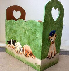 Doggies painting