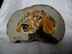 Custom Pet PortraitDog Portrait Original Oil by designlipe on Etsy, $99.00