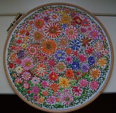 Embroidery - gorgeous!