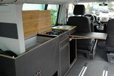 2er sitzbank ausbauvarianten - calibox - campingbus