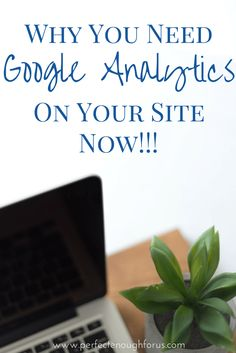 Running your business without keeping track of numbers means you're flying blind. Google Analytics is your key to keep track of your blogging business.
