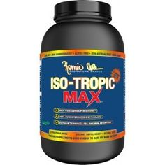 Ronnie Coleman Nutrition Iso-Tropic Max Whey Isolate