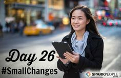 Tip: Sneak in #fitness while doing everyday tasks to multitask like a pro. via @SparkPeople #SmallChanges