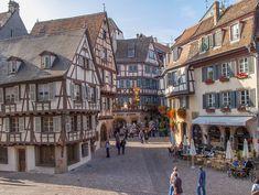 Colmar, Alsace, France  http://www.tourisme-alsace.com/en/235008644-Guided-tour-old-town.html