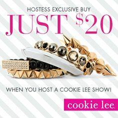 Retail value $100! www.cookielee.biz/suheirpfeil