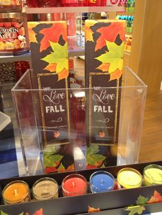 Bath and Body Works Mini Pumpkin Candle Sets for Fall 2014