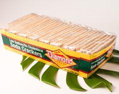 Low Sodium/No Cholesterol Hawaiian Soda Crackers Tray (13oz)