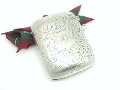 Silver Vesta Case, Sterling, LARGE, Matchsafe, English, Hallmarked 1903 in Antiques, Silver, Solid Silver, Cigarette/ Vesta Cases | eBay