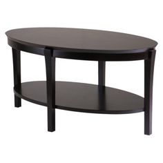 Manning Coffee Table   Dark Espresso   Target $150.00 Usd
