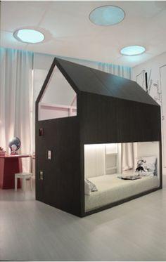 DesignJoyBlog // Ikea KURA Little Forest House