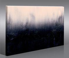 Fading Moderne Abstrakte Kunst 1p Bild auf Leinwand Wandbild Poster in Möbel…
