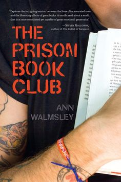 {WANT TO READ} The Prison Book Club by Ann Walmsley // Published September 22, 2015