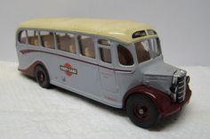CORGI Bedford OB - Grey Cars
