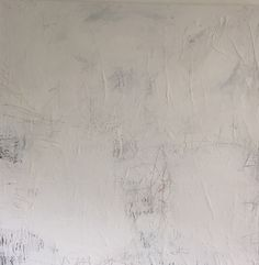 ..abstract art by sonja blaess...just white...2015