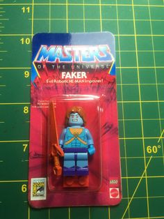 Master of Universe #lego #motu #heman #skeletor #custom http://www.flickr.com/photos/123270825@N05/27319223353/