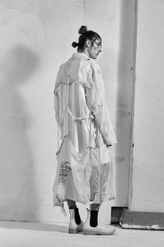 Drip Dry. Photo by Lonny Spence. Styling by Hugo Lavín.  menswear mnswr mens style mens fashion fashion style art design editorial