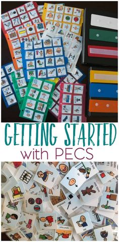 If your autistic child has a speech or language delay, chances are likely that their speech therapist will suggest several strategies to help with communication. For us the main strategy is PECS. But what are PECS, how do you use PECS, and are they really that effective?