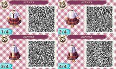 Uniform ACNL Animal Crossing New Leaf Qr Code: