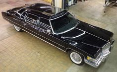 The Cadillac Road Show presents: ~ The Twilight of the Giants ~ ♛1976 Cadillac Fleetwood Series Seventy-Five Limousine♛