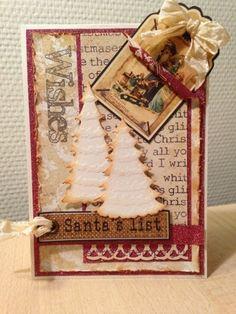 Anne-Mette´s scrapblog: Julen 2014