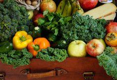 Cegah Kematian Dini dengan Konsumsi Buah dan Sayur
