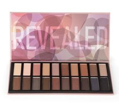 Coastal Scents: Revealed Palette. My new palette thanks to Birchbox!! Can't wait to use it!