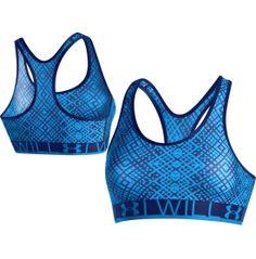 6a8d0446c9550 Under Armour Women s HeatGear Alpha Printed Sports Bra